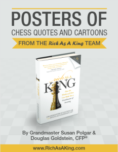 Posters of Chess Quotes and Cartoons