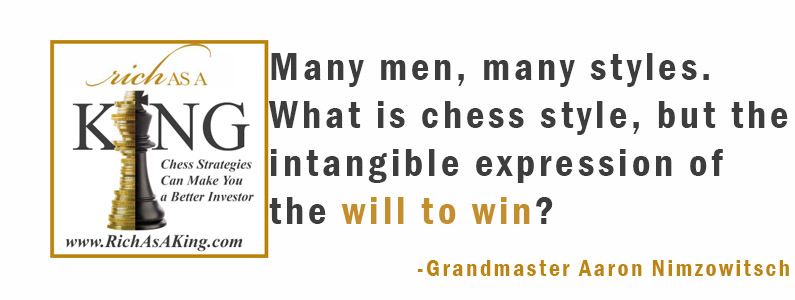 How to Win in Chess… and in Personal Finance